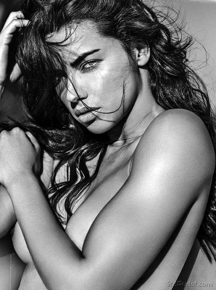 Известные эротического фото модели самые